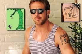 gosling s 5 tattoos their meanings guru