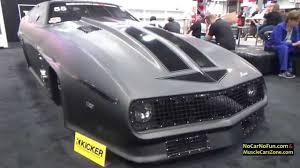 chevy camaro drag car chevy camaro drag race car 1320 at 2015 sema motor