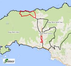 Trinidad Map Maps How Will Ebc U0027s 2014 Boundary Changes Affect The 2015