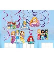 birthday party supplies disney princess hanging swirl decorations birthday party supplies