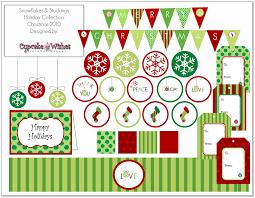 cupcake wishes u0026 birthday dreams free printable snowflakes