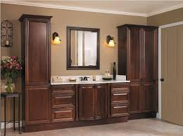 bathroom vanity and cabinet sets taupe wall color and solid wooden vanity and linen cabinet sets for
