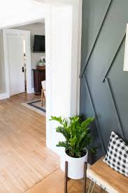 eclectic bungalow entry reveal one room challenge week 6 tiny