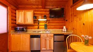 Log Cabin Kitchen Images by Official Cowboy Village Resort Town Square Inns
