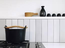 small kitchen backsplash a small kitchen backsplash makes so much sense architectural digest