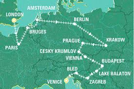 Map Of Poland And Germany by Top 10 Poland Tours U0026 Trips 2017 18 Geckos Adventures Us