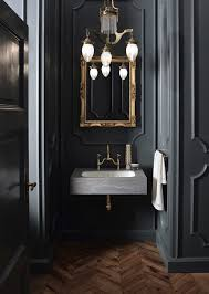 Gray And Black Bathroom Ideas Best 25 Black Wood Floors Ideas On Pinterest Black Hardwood