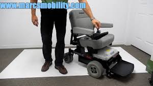 Hoveround Mobility Chair Hoveround Teknique Xhd 450lb Capacity By Marc U0027s Mobility Youtube