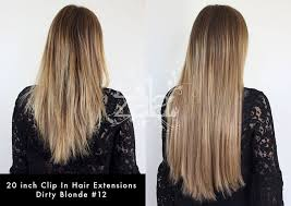 22 inch hair extensions before and after dirty blonde clip in human hair extensions 24 inch 100 triple
