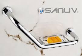 Grab Bars For Bathtubs Modern Grab Bars U0026 Handrails Sanliv Bathroom Accessories For