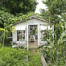 cottage style backyards garden shed cottage clean out your old backyard shed or use a kit