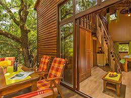 eco friendly treehouse treehouse at cadmos village 6789756