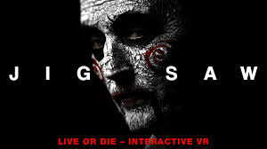 lionsgate and unity want to play a game with jigsaw virtual room the leading creation engine for gaming and interactive entertainment have partnered to create a first of its kind virtual reality ad to support the