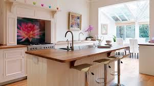 Open Kitchen Design Simple Extraordinary Small Open Kitchen Design 24457