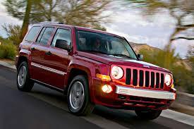 jeep patriot review 2008 jeep patriot overview cars com