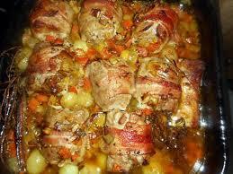 cuisiner des paupiettes de veau au four recette de paupiette de veau aux petits légumes par jeanmerode