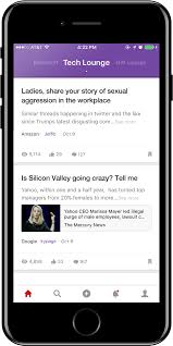 Blind Story Blind The Anonymous Chat App Once Banned By Uber Is Expanding