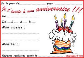 carte anniversaire enfant 1001 carteanniversaire fr