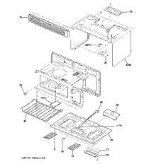 Ge Toaster Oven Replacement Parts Model Search Jvm1540sm1ss