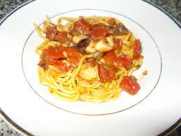 barefoot contessa pasta باستا بالسمك الايطاليه the not barefoot contessa fish pasta