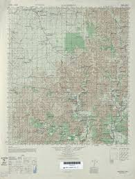 Haskell Map Texas Topographic Maps Perry Castañeda Map Collection Ut