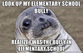 Bully Meme - more childhood bully memes adviceanimals