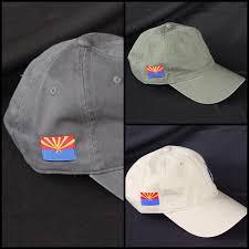 Az State Flag Arizona Wanderings Hats Arizona Wanderingsarizona Wanderings