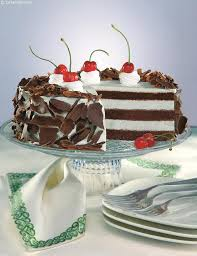 black forest cake recipe black forest cake recipes by tarla