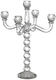 Crystal Candle Sconces 10 Elegant Crystal Candlestick Holders To Buy Online Home Decor Ways