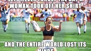 Usa Soccer Memes - way to let me down alex morgan meme on imgur