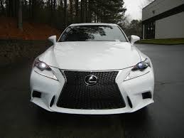 lexus is350 f sport package for sale 2016 lexus is350 fsport ultra white matador red used lexus is