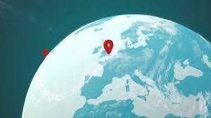 us map globe united states map and globe motion background videoblocks
