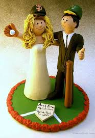 baseball cake topper francisco s baseball wedding cake topper