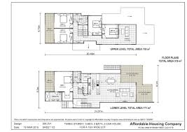 28 wide lot floor plans house plans for 50 wide lots 15
