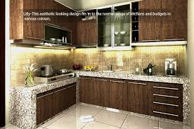 Normal Kitchen Design Modular Kitchen In Chennai Modular Kitchens Design In Chennai
