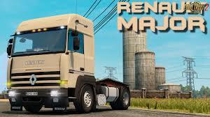 renault truck interior renault major v2 1 1 27 x ets 2 mods euro truck simulator 2