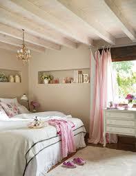 chambre style shabby décoration de la chambre romantique 55 idées shabby chic master