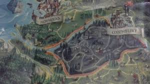 The Witcher 3 World Map by The Witcher 3 Wild Hunt Xbox One Collector U0027s Edition Unboxing