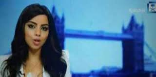 saudi female news anchor outrage in saudi arabia after female anchor appears without headscarf