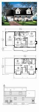 cape cod blueprints 2 master bedroom floor plans unique 53 best cape cod house plans