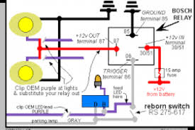 bosch relay wiring diagram fog lights style by modernstork