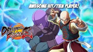 Sho Tiens awesome high level hit tien play dbfz no announcer