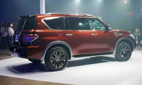 nissan armada 2017 engine 2016 chicago auto show 2017 nissan armada first look autonxt