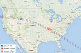 Wyoming Zip Code Map by Solar Eclipse Will Bring More Than Just Darkness Town U0026 County