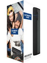 motion l wireless speaker ultimate ears megaboom big portable bluetooth speaker