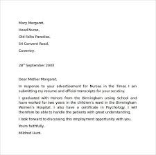 samples of employment cover letters basics jobs cover letters