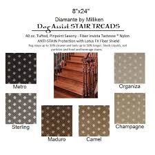 fashionable carpet stair treads lowes with non slip carpet treads