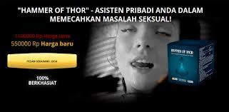 efek sing hammer of thor hammer of thor asli