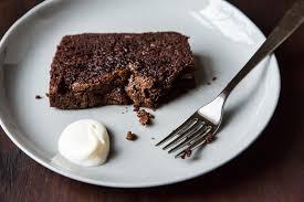 nigella lawson u0027s dense chocolate loaf cake recipe on food52
