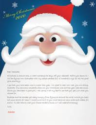 letters from santa free letters from santa that are more about giving than receiving